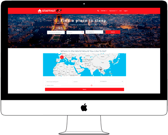 Custom AirBnb Website with WordPress - Web a Way, Web Development Company Chiang Mai
