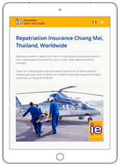 Web Design Solution for Insurance Company - Web a Way, Marketing Agency Chiang Mai