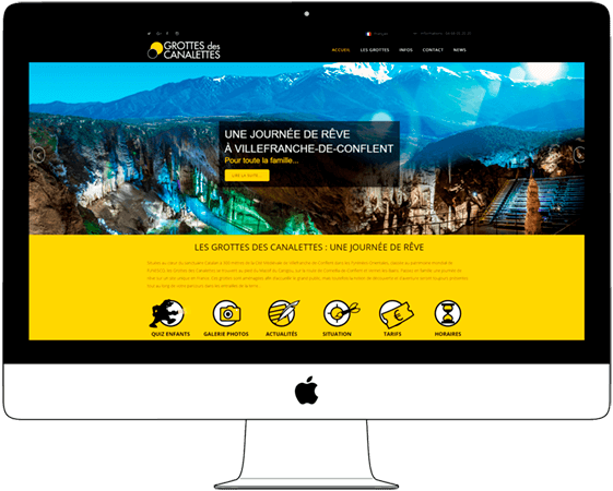 Multilanguage Responsive WordPress Website Tourism Agency - Web a Way, Web Design Company Chiang Mai