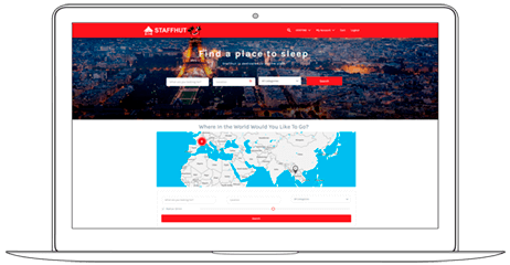 Custom AirBnb Website with WordPress - Web a Way, Web Development Company Chiang Mai
