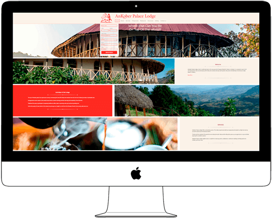 Website Design for Hotel and Resort - Web a Way, Chiang Mai Web Agency